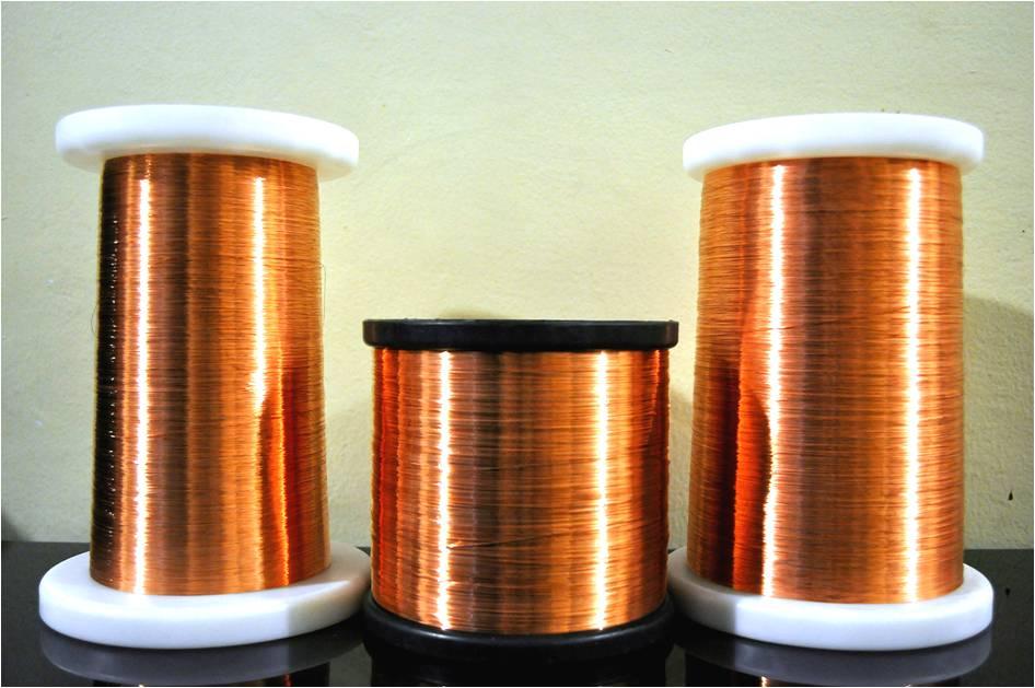 Bare Copper Wire   Nazareth Teknik